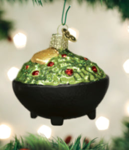 Guacamole Ornament-Old World Christmas