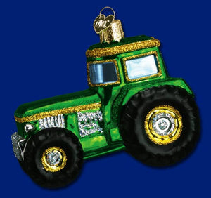 Tractor Ornament - Old World Christmas