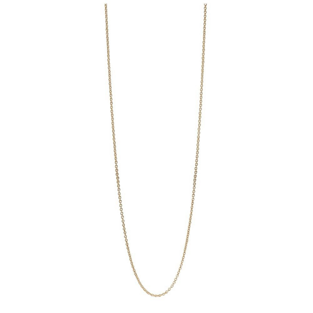 fed820f01 14K Gold Chain Necklace - PANDORA - 550110-50