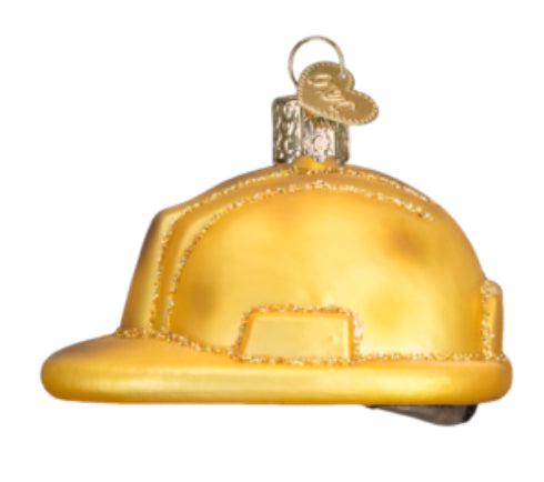 Construction Helmet-Old World ornament