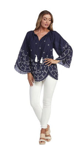 Parson Embroidered Tunic