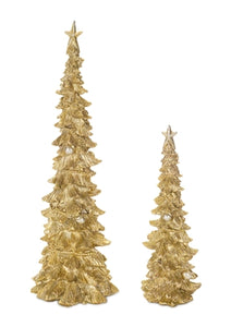 Resin Gold Tree 2 sizes
