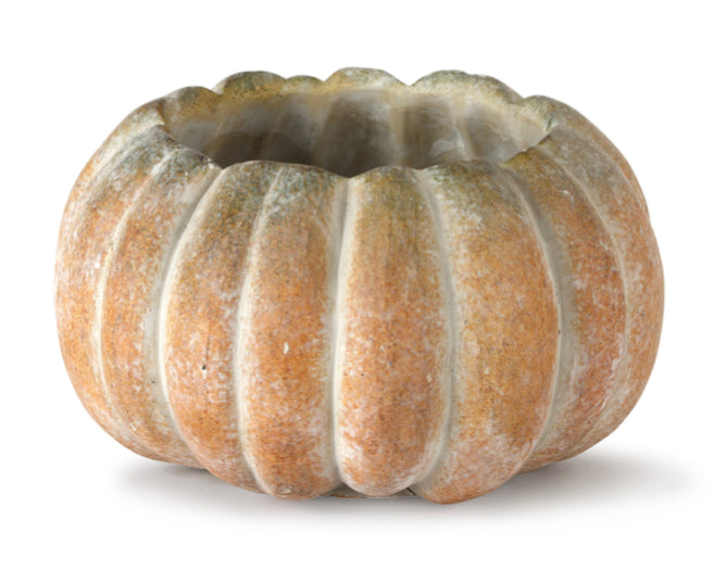 Pumpkin Planter-6x3.75""
