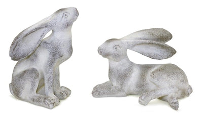 LONG EARED RABBIT (2 STYLES SOLD SEPARATLEY)
