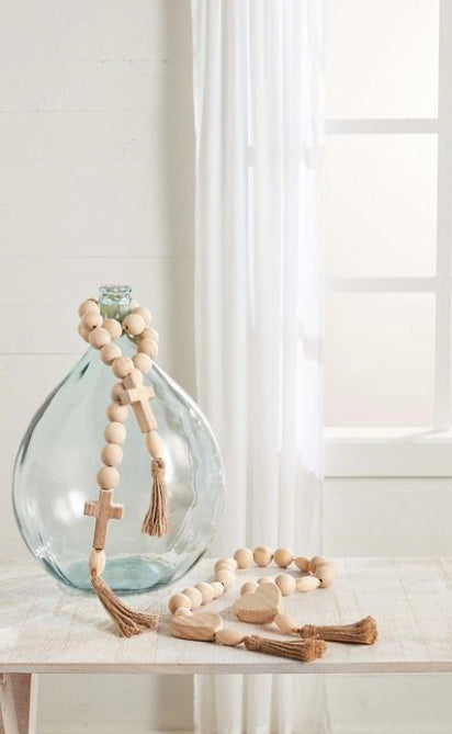 Wood Beads-(2 Styles Sold Separately)