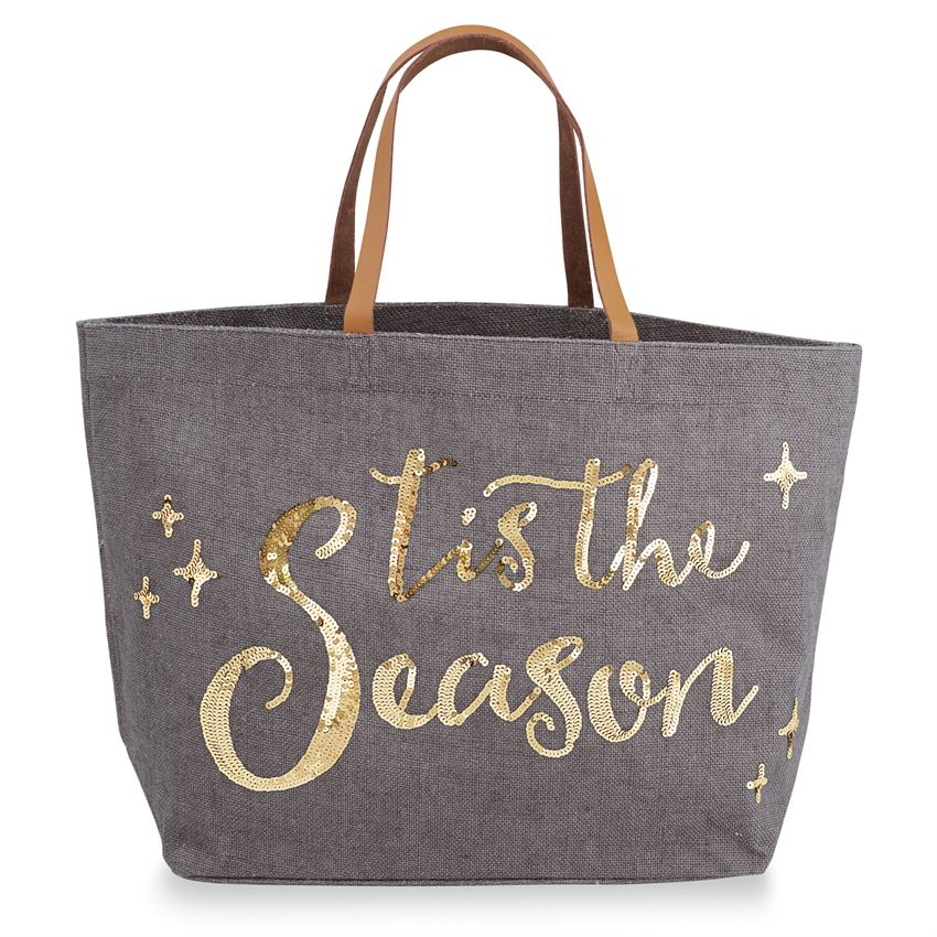 Tis the Season Tote 3 Colors