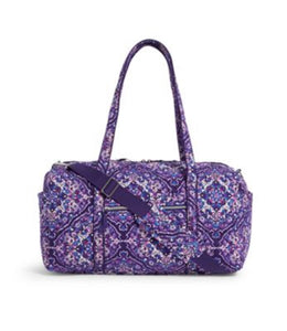 Iconic Medium Travel Duffel-Regal Rosette-Vera Bradley