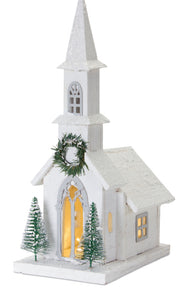 LED Church-19.5""