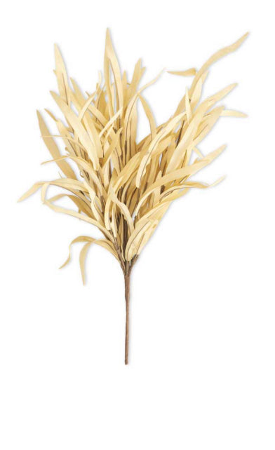 Cream Eva Grass Bush-24""