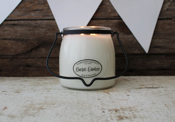 Barn Dance-16oz-Butter Jar
