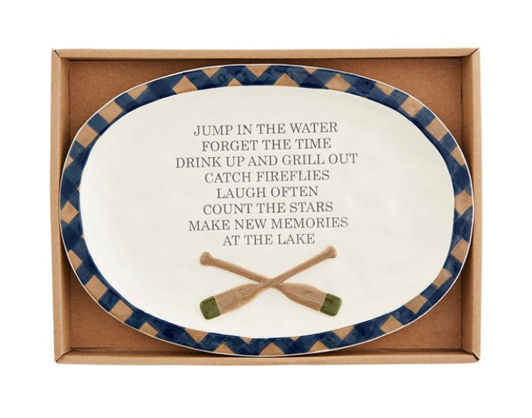 Oar Sentiment Platter