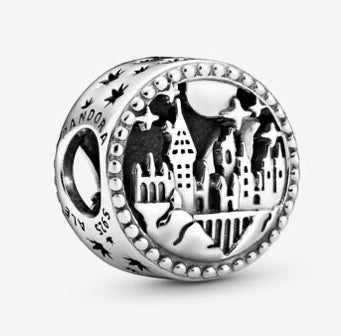 Harry Potter-Hogwarts School of Witchcraft and Wizardry Charm-Pandora