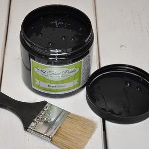 Black Stain - Old Town Paints - 4oz