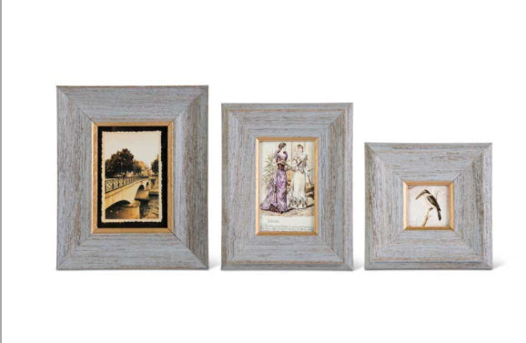 Gray Slate Photo Frame(3 Sizes Sold Separately)