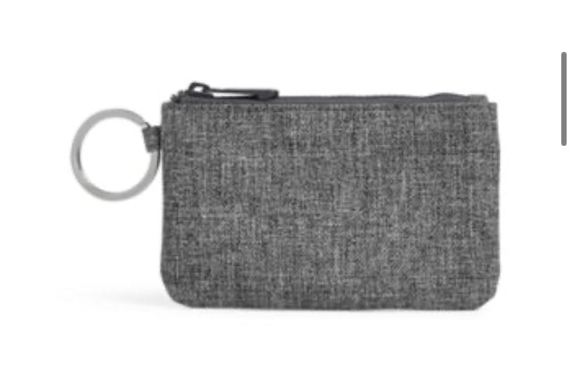 ReActive Zip ID Case-Gray Heather-Vera Bradley