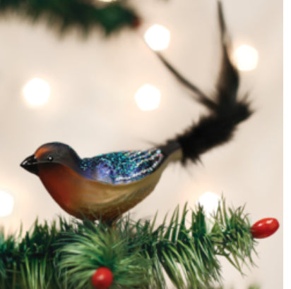 Barn Swallow Ornament-Old World Christmas