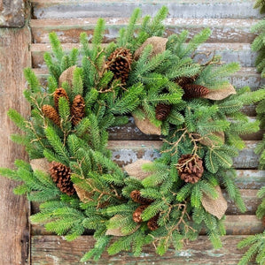 Forest Fir Wreath