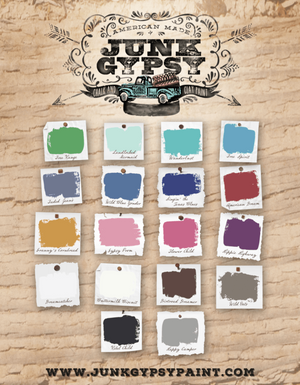 Junk Gypsy Paint - Free Range - 8oz - Chalk and Clay Paint