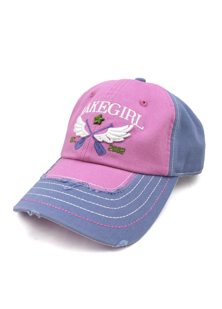 Blueberries Farmer Blueberry Embroidery Embroidered Adjustable Hat Baseball Cap