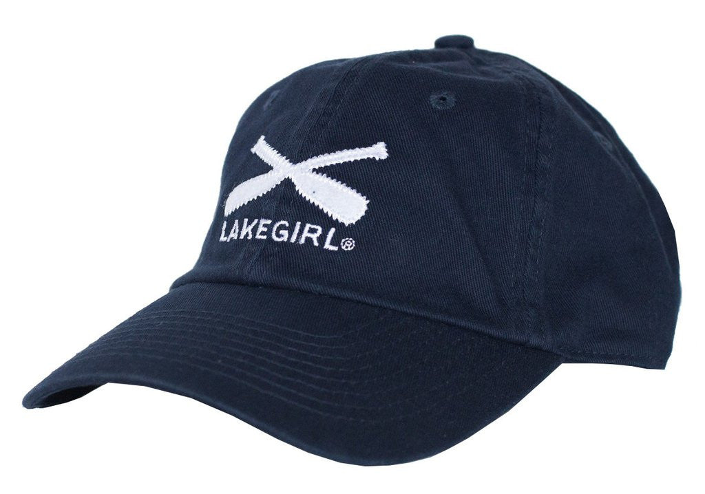 Lakegirl All American Cap - Navy