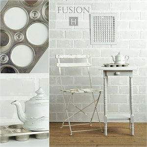 Lamp White - Fusion Mineral Paint - 37ml Tester