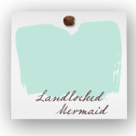 Junk Gypsy Paint - Landlocked Mermaid - 8oz - Chalk and Clay Paint
