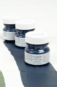 Midnight Blue - Fusion Mineral Paint - 37ml Tester