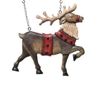 Reindeer Replacement Sign for Hanging Arrow