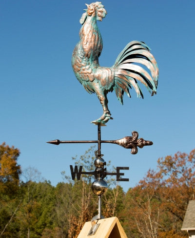 Rooster Weathervane Red Barn Company Store