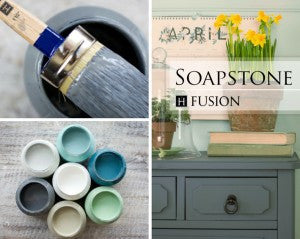 Soap Stone - Fusion Mineral Paint - 37ml Tester