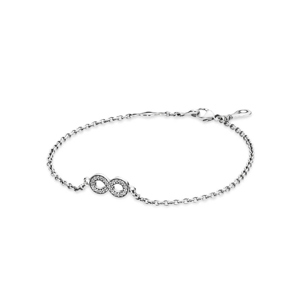 wished silver bracelet can be sterling anklet wishedfor infinity for personalised product infinty by original