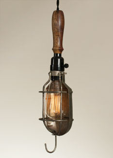 Vintage Inspired Trouble Light