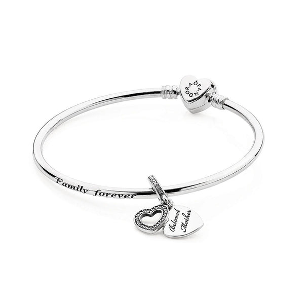 A Mothers Love Bangle Gift Set