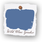 Junk Gypsy Paint - Wild Blue Yonder - 8oz - Chalk and Clay Paint