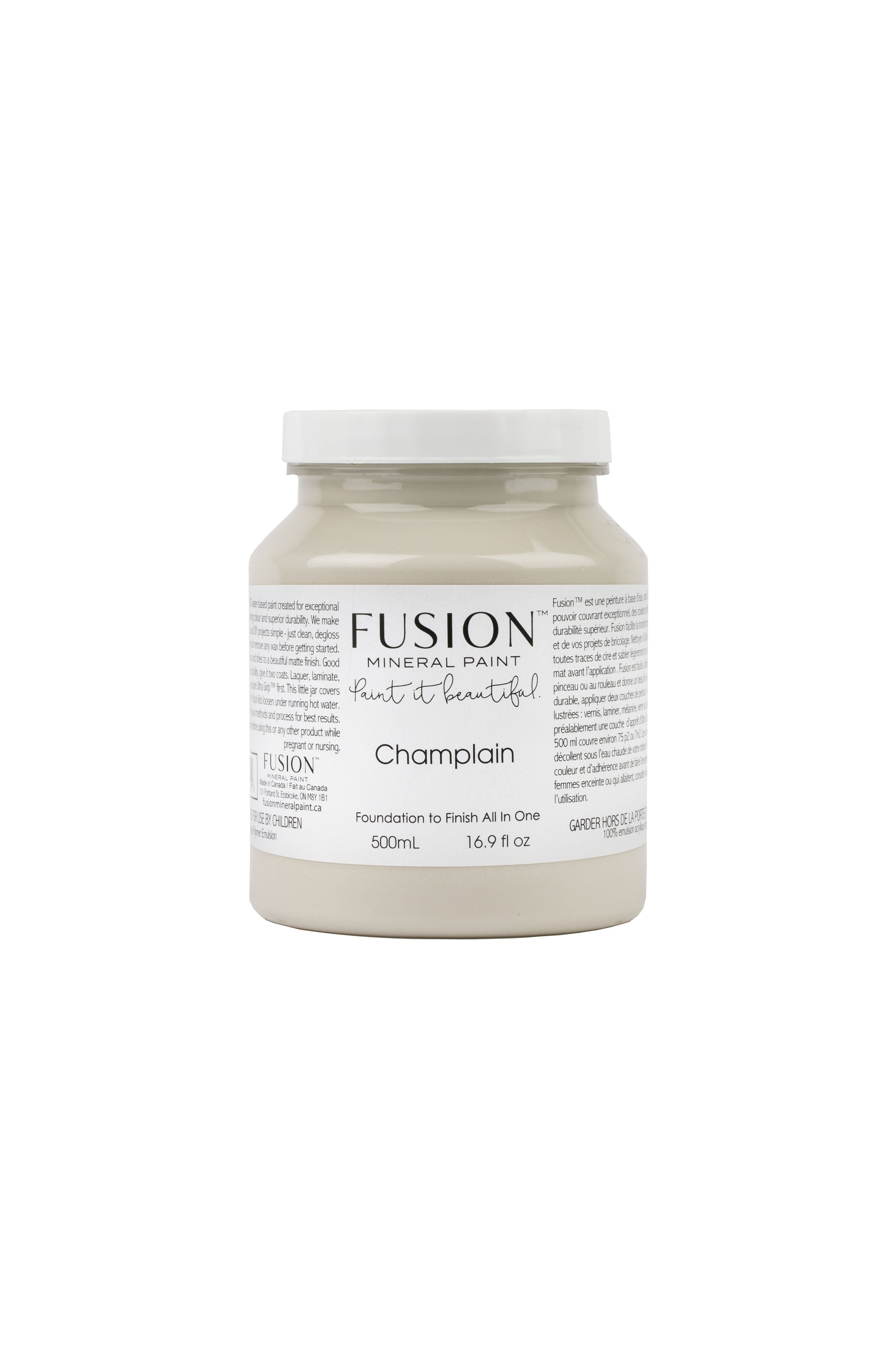 Champlain - Fusion Mineral Paint - 500ml Pint
