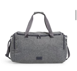 ReActive Travel Duffel-Gray Heather-Vera Bradley