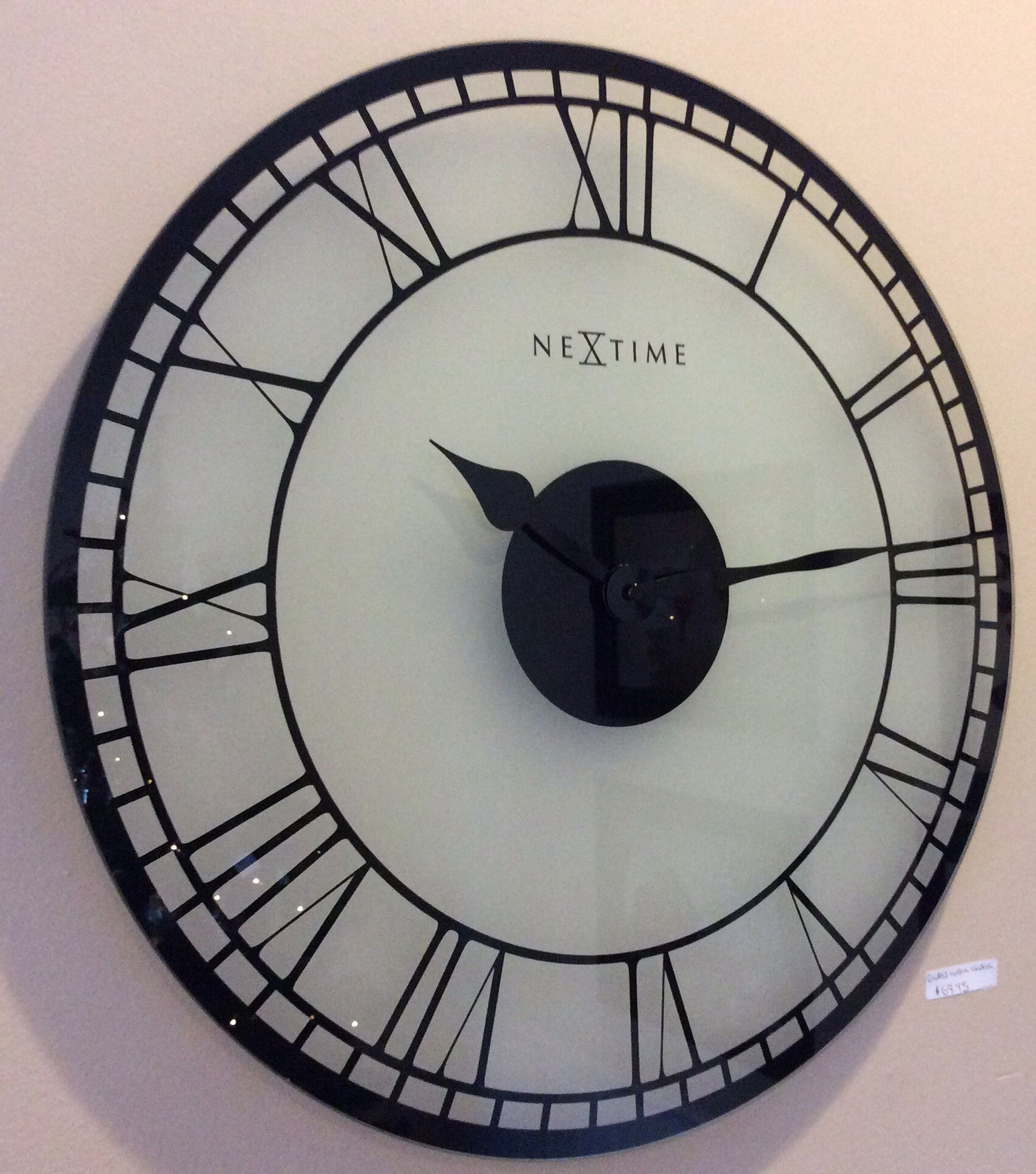 Wall Clock- Big Ben Face