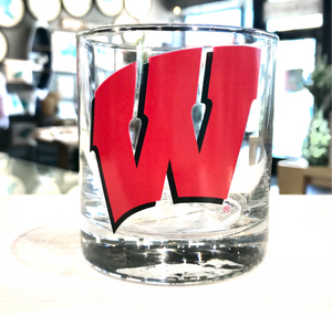 UW Rocks Glass