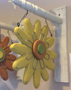 Yellow Flower- Hanging Replacement (arrow sold separately)