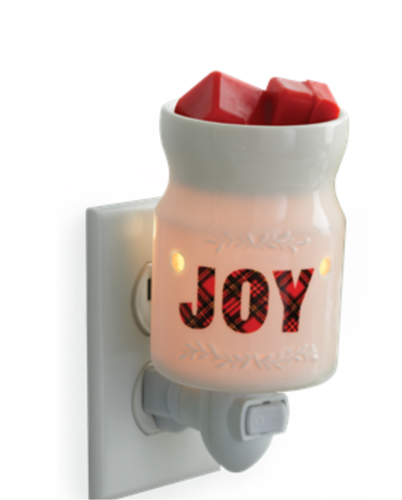 Joy Pluggable Fragrance Warmer