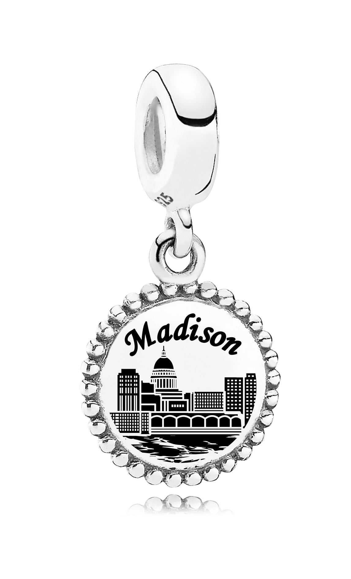 Pandora Madison Skyline Dangle