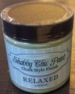 Shabby Chic Paint- 4oz- Relaxed