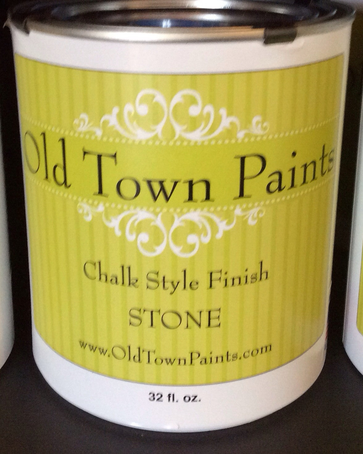 Chalk Style Finish Paint - 32oz - Stone