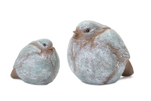 White Wash Bird (2 Sizes Sold Separately)
