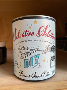 DIY- Salvation Solution -16 oz