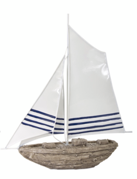 Sail Boat (2 Sizes Sold Separately)