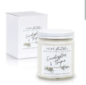 Eucalyptus & Thyme-White Collection-1803