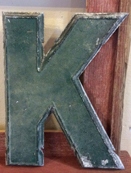 finest selection 84d6b 101bd Metal Movie Marquee Letter- K - 8