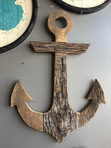 Reclaimed Wood Anchor