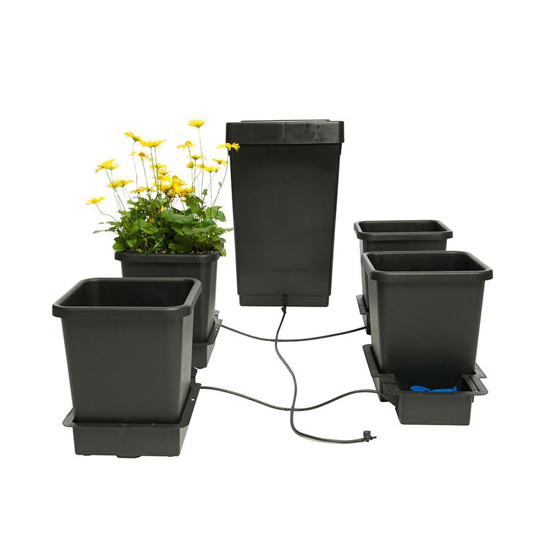 AUTOPOT 4 POTS SYSTEM KIT WITH 47L TANK INCLUDED - Hydroponics Club Canada